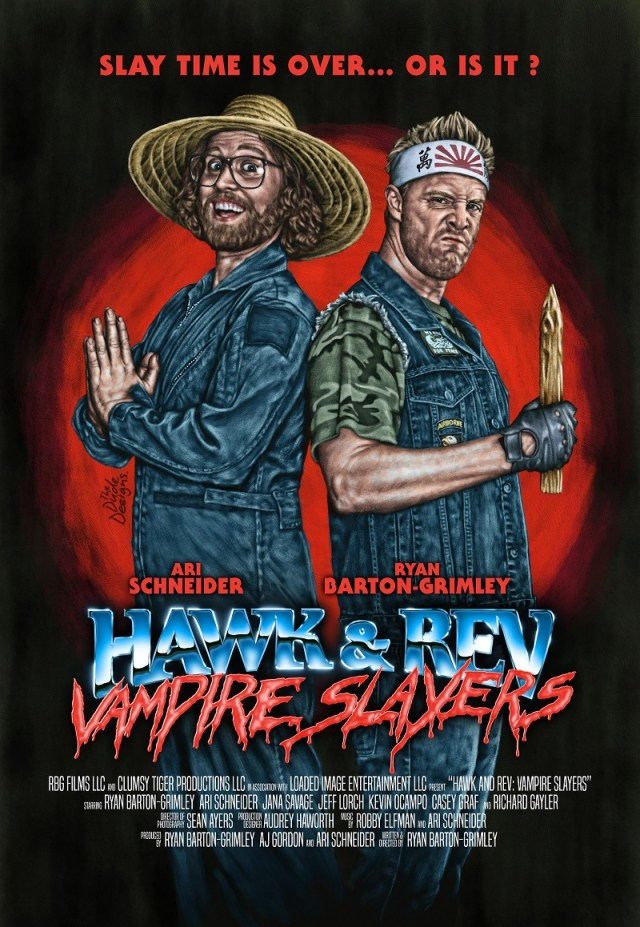 [Movie Review] HAWK AND REV: VAMPIRE SLAYERS