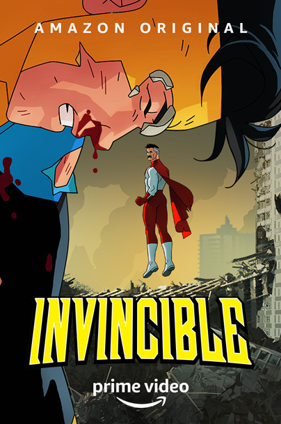 [Interview] Robert Kirkman, Zazie Beetz, Gillian Jacobs Talk INVINCIBLE