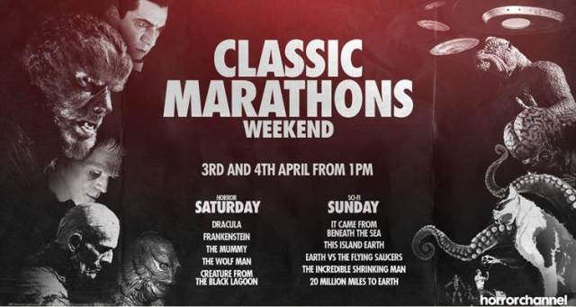 [News] Horror Channel Embraces The Classic Monsters This Easter Weekend