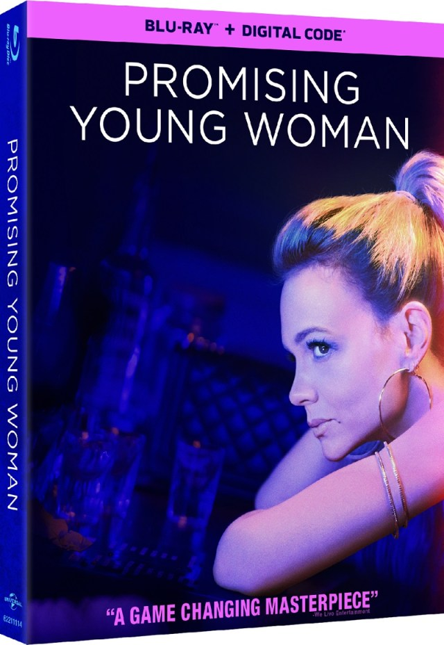 [Blu-ray/DVD Review] PROMISING YOUNG WOMAN
