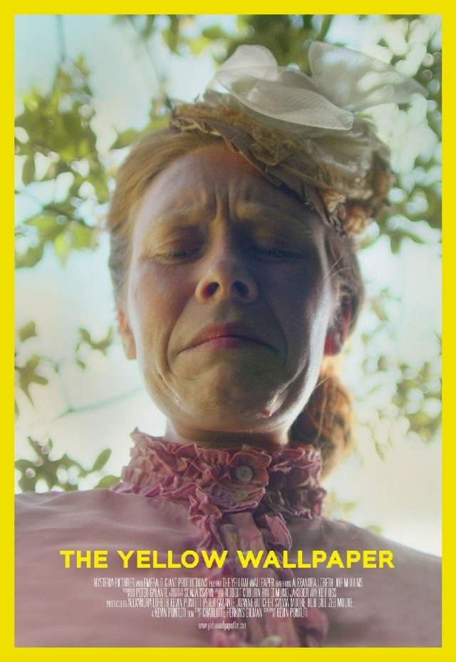 [Cinequest 2021 Review] THE YELLOW WALLPAPER