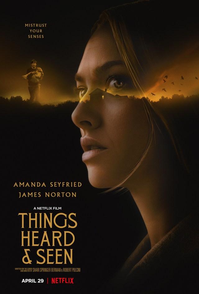 [News] THINGS HEARD & SEEN - Mistrust Your Senses in Latest Trailer