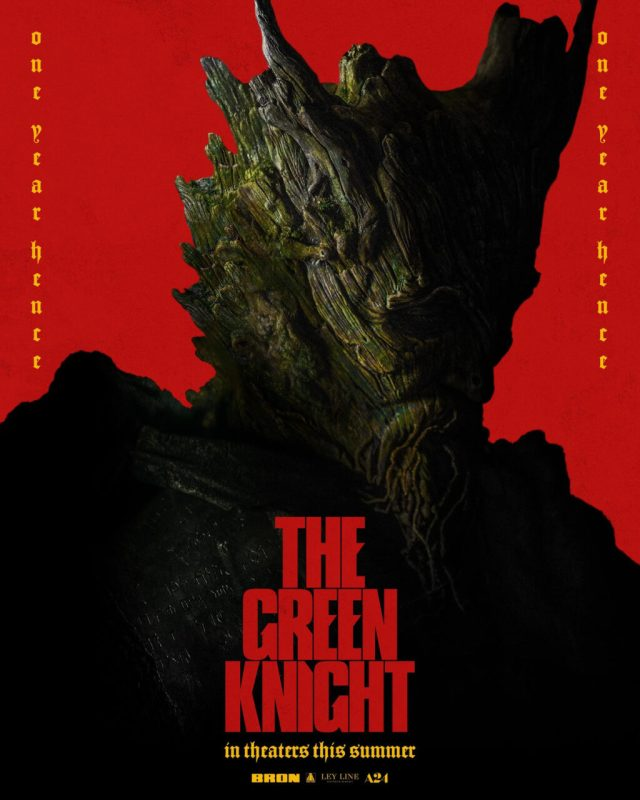 [News] THE GREEN KNIGHT Trailer is Finally Here!
