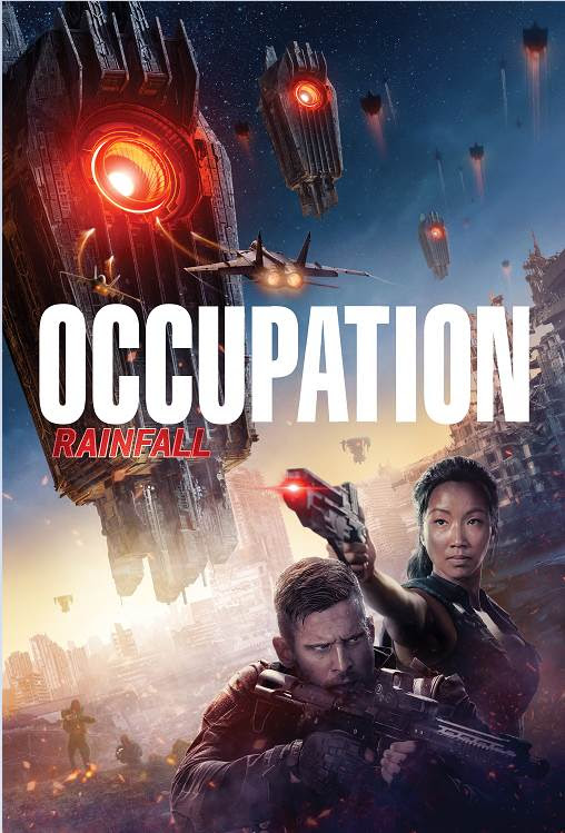 [News] OCCUPATION: RAINFALL Arrives on Digital & VOD June 11