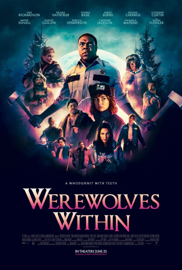 [News] WEREWOLVES WITHIN Trailer Will Have You Howling