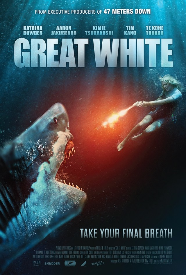 [News] GREAT WHITE is Coming For You in Latest Trailer
