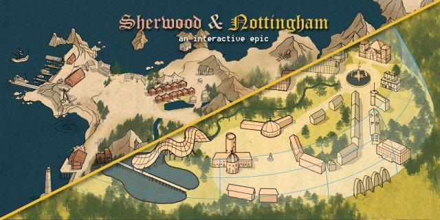 [Virtual Immersive Experience] SHERWOOD & NOTTINGHAM Season 2