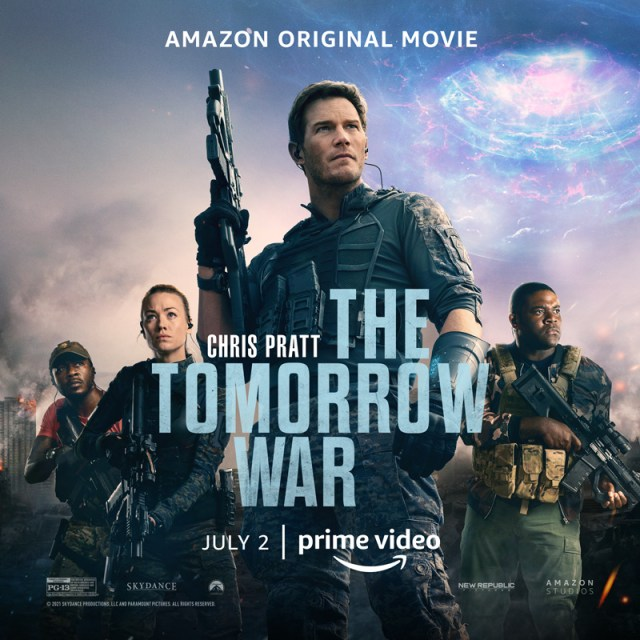 [News] Final Trailer for THE TOMORROW WAR Dropped