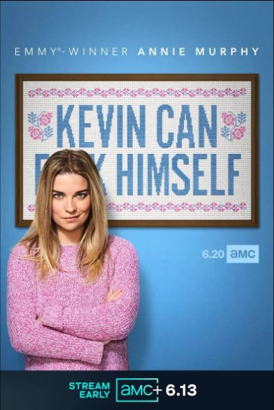 [Series Review] KEVIN CAN F**K HIMSELF