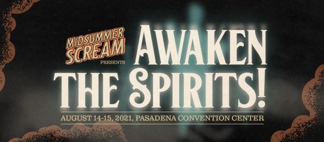 [News] Midsummer Screams Announces AWAKEN THE SPIRITS! Pop-Up