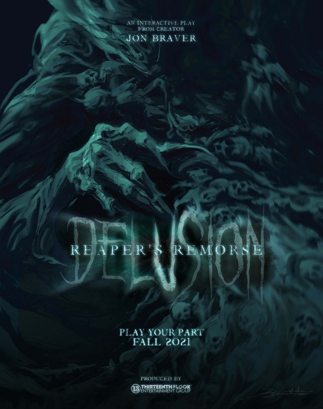 [News] Delusion Returns with REAPER'S REMORSE This Fall