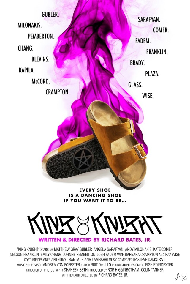 [News] KING KNIGHT Gets Teaser Ahead of Fantasia World Premiere