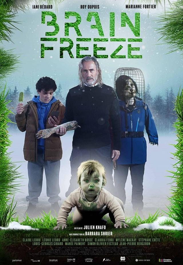 [Fantasia 2021 Review] BRAIN FREEZE
