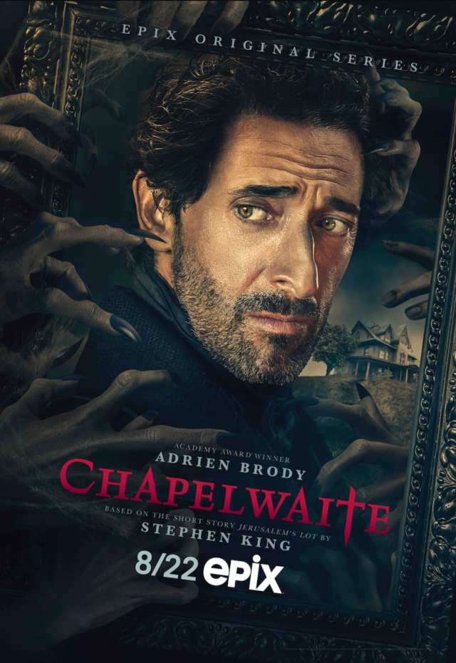 [Video Interview] Adrien Brody for CHAPELWAITE