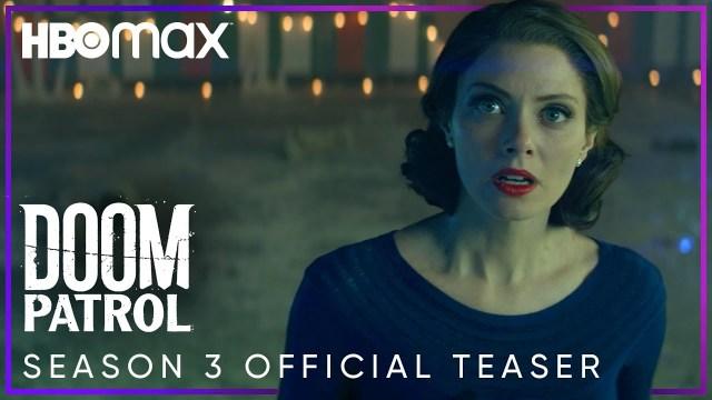 [News] HBO Max Releases Season 3 Teaser for DOOM PATROL
