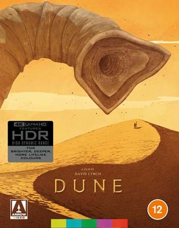[Blu-ray/DVD Review] DUNE