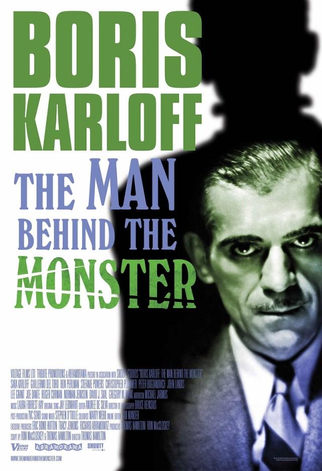 [News] Shout! Studios Acquires BORIS KARLOFF: THE MAN BEHIND THE MONSTER