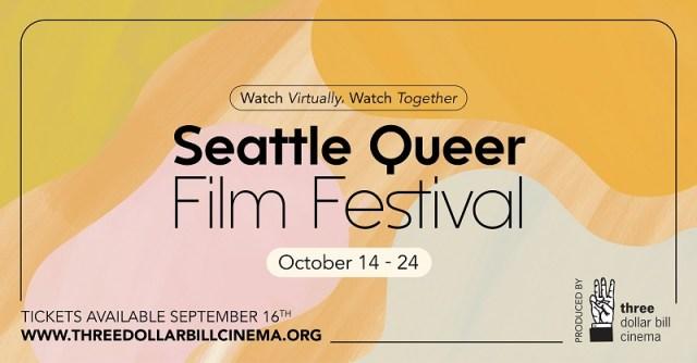 [News] Seattle Queer Film Festival Announces Run October 14-24