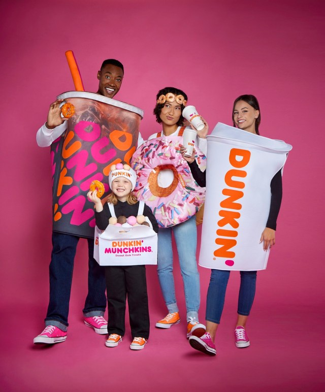 [News] Dunkin' and Spirit Halloween Collab Returns with Two New Halloween Costumes