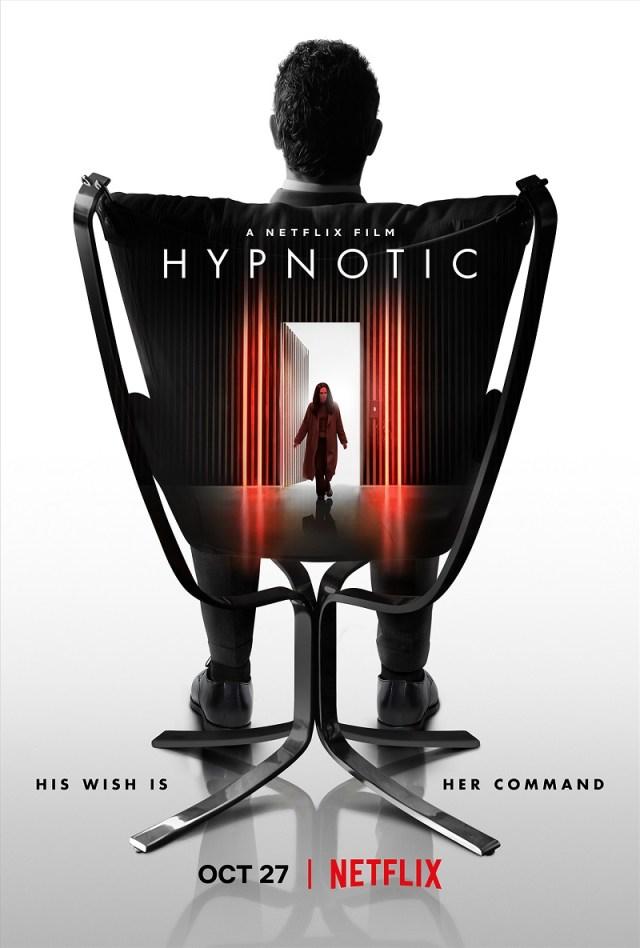 [News] HYPNOTIC - Prepare to Go Under in This Psychological Thriller