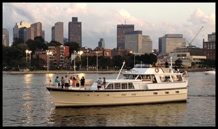Night Rider Charters Of Boston