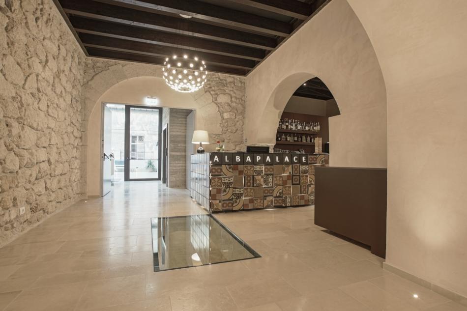 Alba Palace Hotel Favara