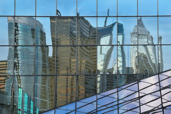 Advanced~Jim Turner~Philly Reflection