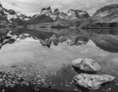 Patagonia Lake Peohe by Suzanne Dater