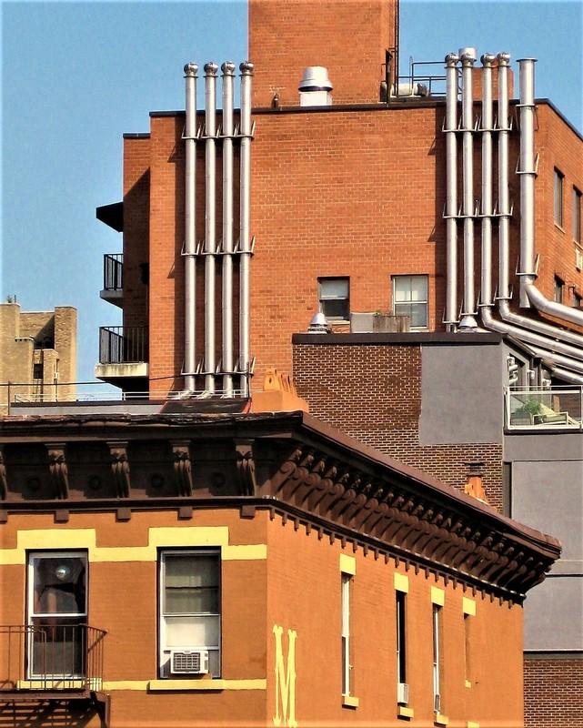 Novice~Dan Smith~Pipe Sculpture New York City