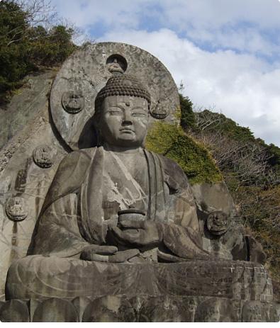 大仏(薬師瑠璃光如来)