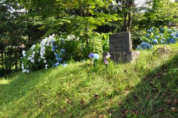 成田才次郎の戦死の地の写真