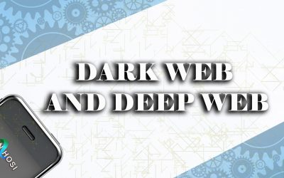 What is dark web and deep web?