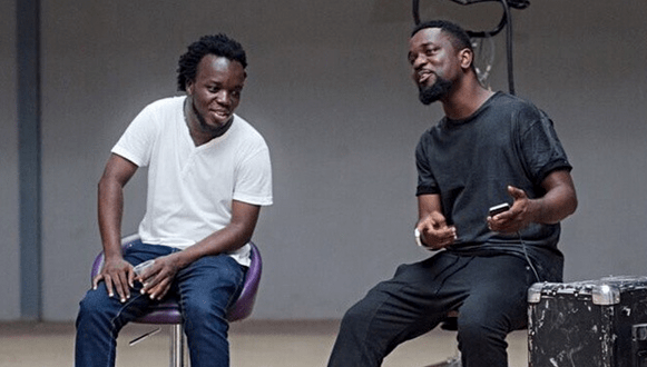 I signed Akwaboah to be part of his success story – Sarkodie