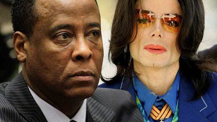 """""""Michael Jackson wore condoms to stop him from bed-wetting"""" – Doctor Conrad Murray"""