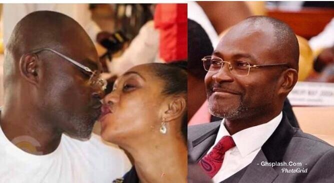 Because of the cedi depreciation, I struggle to satisfy my wife – Kennedy Agyapong