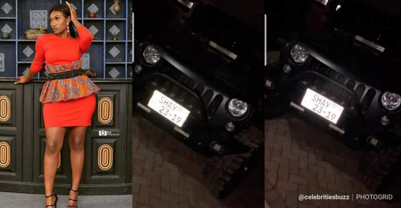 PHOTOS OF WENDY SHAY'S CUSTOMISED BRAND NEW JEEP WRANGLER