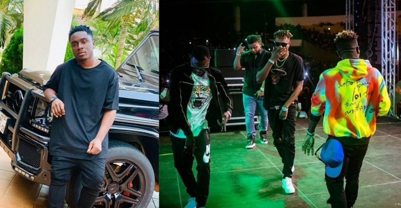 Shatta Wale Unveils His Incoming SM Militant Signee