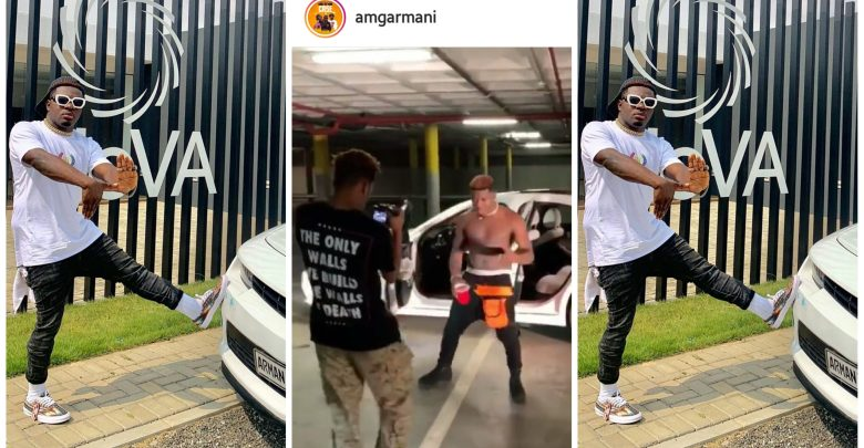 """Watch: AMG Armani Gets Official Video For """"Oh Whaat"""" Ready"""