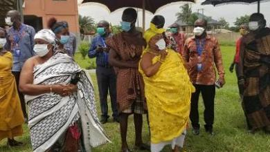 Photo of Lockdown: Beat people to stay home – Ejisu Queen mother to soldiers