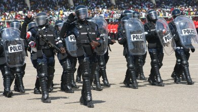 Photo of You are banned from protesting in Accra – Ghana Police orders NDC