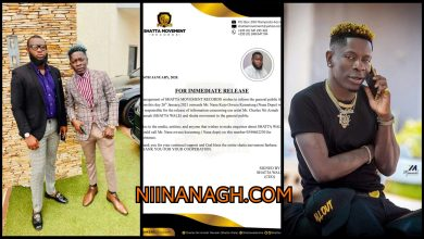 Photo of HOT GIST: Shatta Wale Appoints Nana Dope As His New Manager