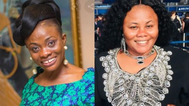 Photo of Anita Afriyie Lashes Out On Diana Asamoah – You Are A Hypocrite And Deserve A Slap For Saying I Have A Smelly Wig