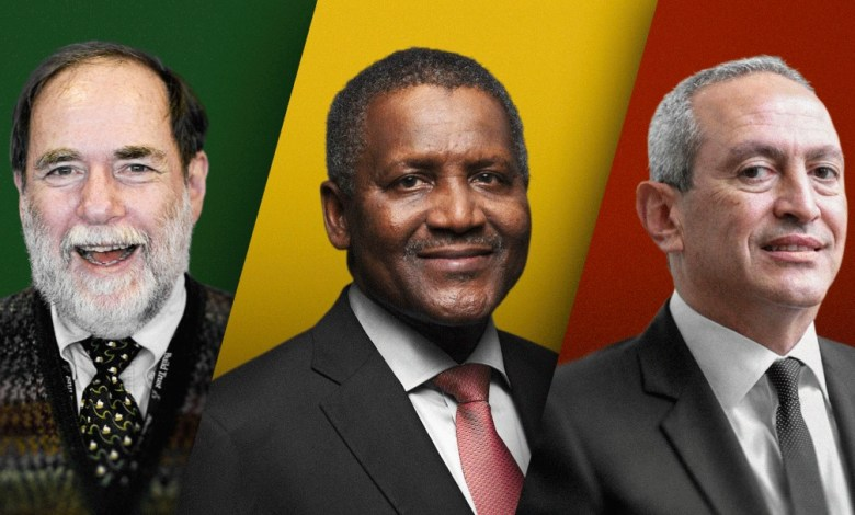 Africa Richest People