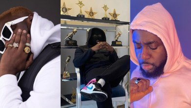 Photo of Every Rapper Wants To Beef El Chairmano – Medikal Replies Teephlow's Rants And Shows Off His Awards