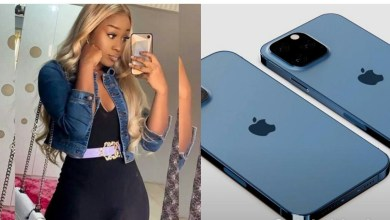 Photo of Efia Odo tired of the shift, revealed the only iPhone she will change her current one for.