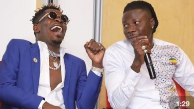 "Photo of Shatta Wale drops ""proof"" to show that Stonebwoy's ""1Gad"" was originated by him"