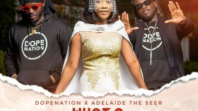 Photo of DopeNation x Adelaide The Seer – What A God | New Music