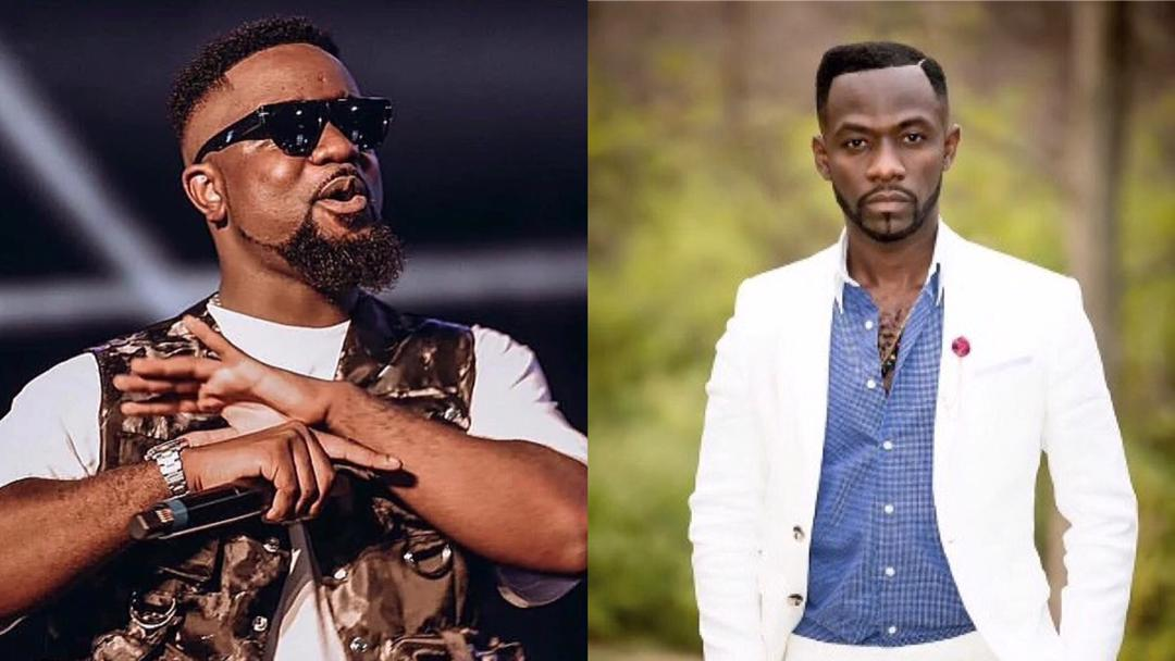 Okyeame Kwame reveals 1 thing Sarkodie must do for him before he finally quits rapping