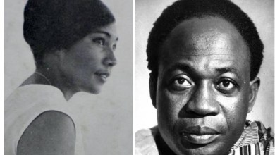 Photo of Meet Genoveva Esther Marais, Dr. Kwame Nkrumah's Secret Lover Who Refused To Marry Him PLUS More