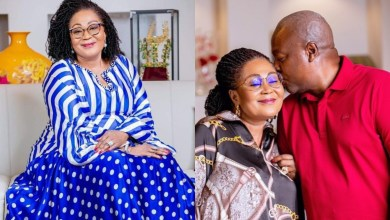 Photo of Checkout how John Mahama Celebrates Wife's 58th Birthday